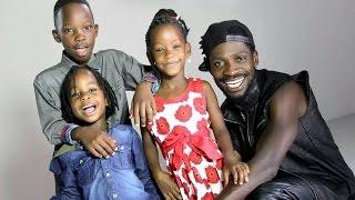 Love story - Bobi wine & Barbie Kyagulanyi   Ghetto Series 2015 thumbnail