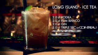 Thinkyourdrink - Come si prepara il Long Island Ice Tea - People
