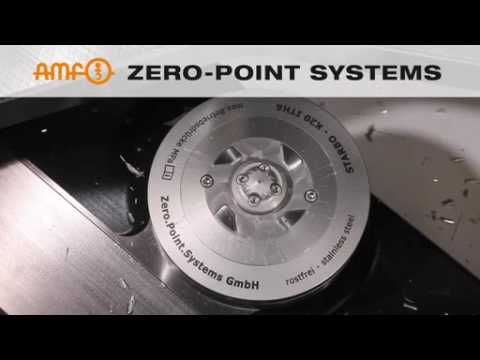 "AMF-Zero-Point System - High-End Spannmodul ""Turbine"""