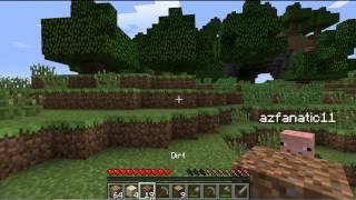 Minecraft el cerdo con traje XD