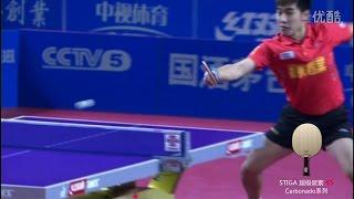 2016 China Super League:  FAN Zhendong Vs YAN An [Full Match/Short|HD]
