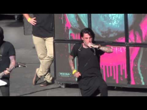Falling In Reverse - Champion Live @ Epicenter 2013