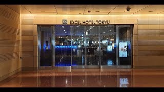 Haneda Excel Hotel Tokyu Japan Review of Double King 6131