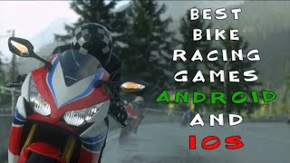 Top 5 Best Bike Racing Games Android/IOS 2018|Best Motorbike Racing Games 2018