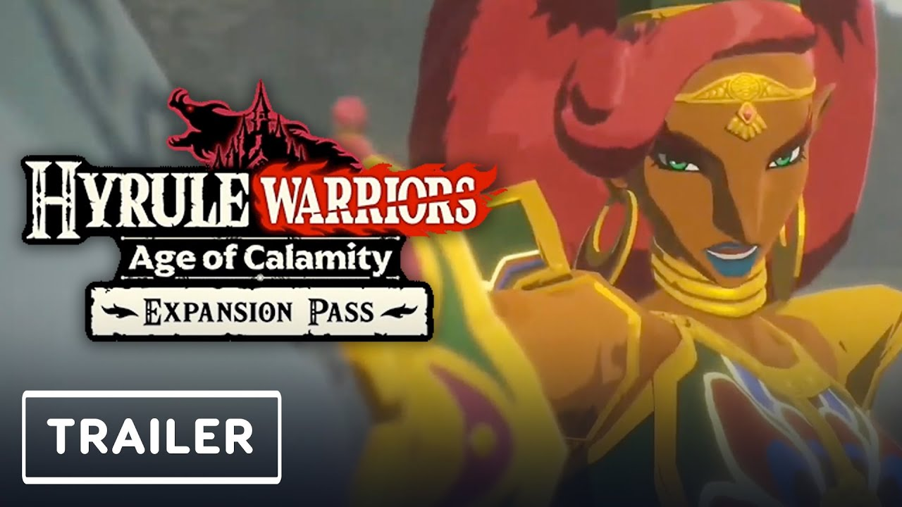 Hyrule Warriors: Age of Calamity DLC Expansion Pass Wave 2 Trailer   Nintendo Direct - IGN
