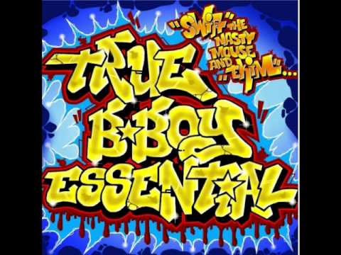 DJ Ekim - Rockin Till Death -True B-Boy Essential