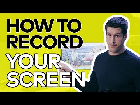 How to Record Your Desktop Screen! + FREE SCREEN ...