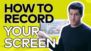 How to Record Your Desktop Screen! + FREE SCREEN RECORDER for PC & Mac!