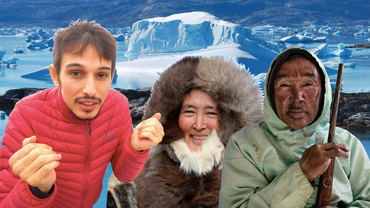 Bakın Kutuplarda Nasıl Yaşıyorlar? - İLGİNÇ yaşamlar, sokaklar ve  Market