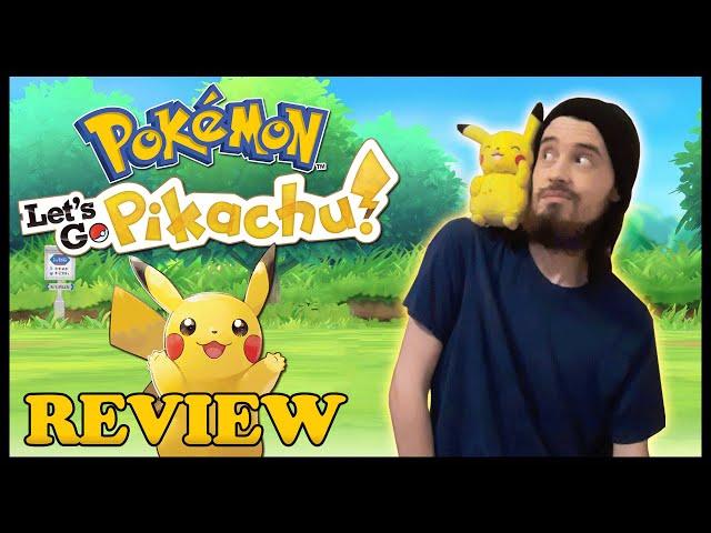 Pokémon: Let's Go, Pikachu REVIEW (Switch) - A Tired Formula! - Billybae10K