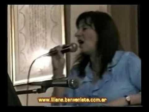 Liliana Benveniste, en ladino