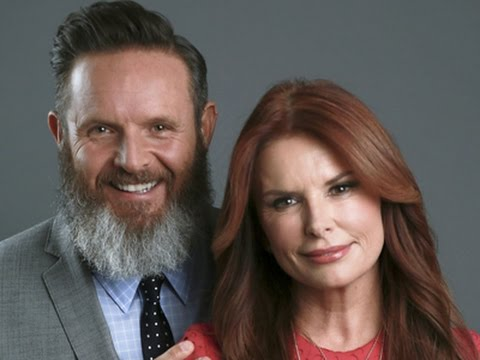 Roma Downey And Mark Burnetts Love Story Youtube