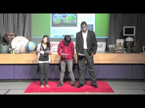 TEDxYouth@TheSchool - Students from The Manhattan Country School