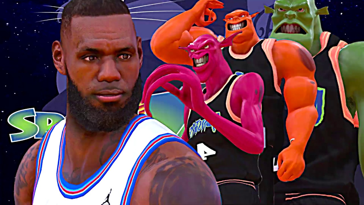 uk availability e0ce9 bc082 Space Jam 2 OFFICIAL TRAILER
