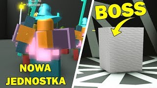 MAGOWIE I NOWE BOSSY! - ROBLOX