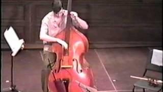 Celio Barros - contrabaixo solo 9 mai 2001 Beauvais, França