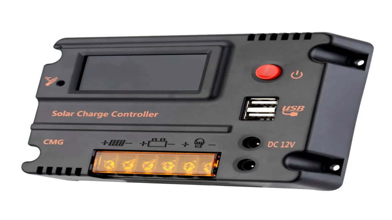 Sun Yoba 30a Solar Panel Battery Regulator Charge
