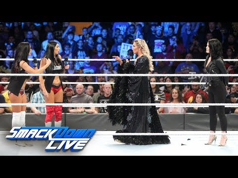 download Charlotte Flair is ready for Ronda Rousey's next move: SmackDown LIVE, Nov. 20, 2018