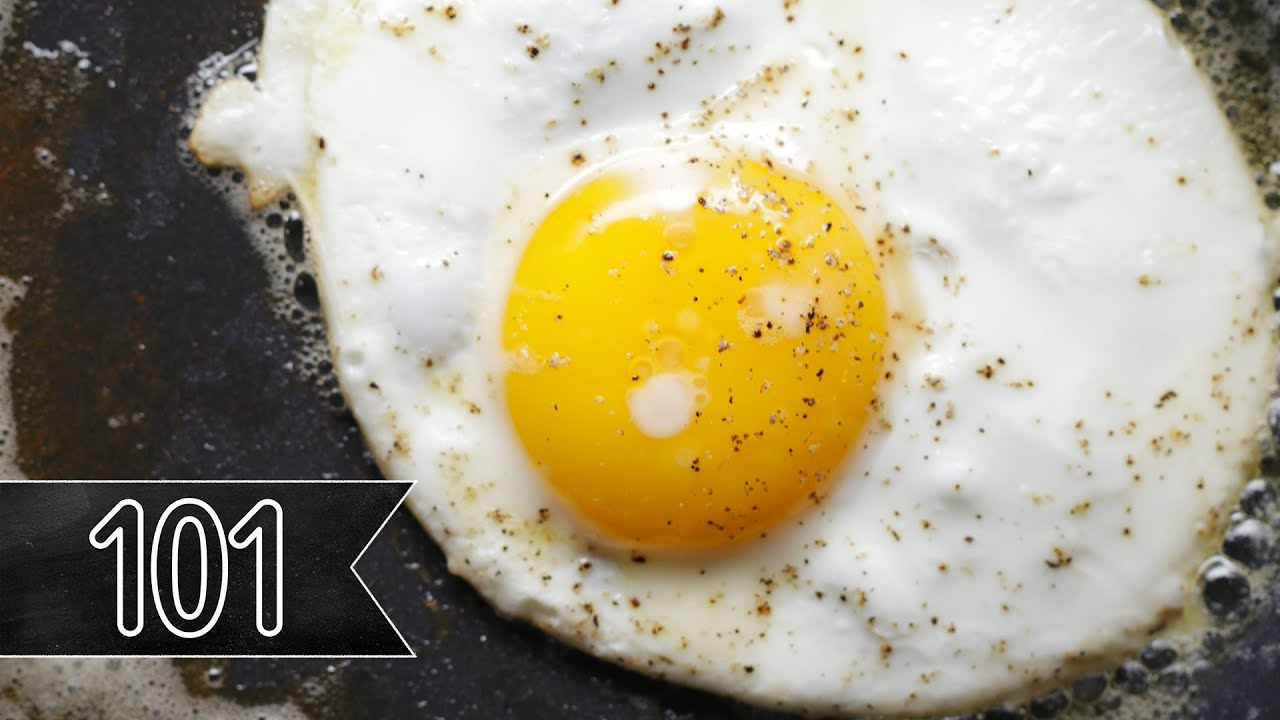 how to cook perfect eggs every time youtube