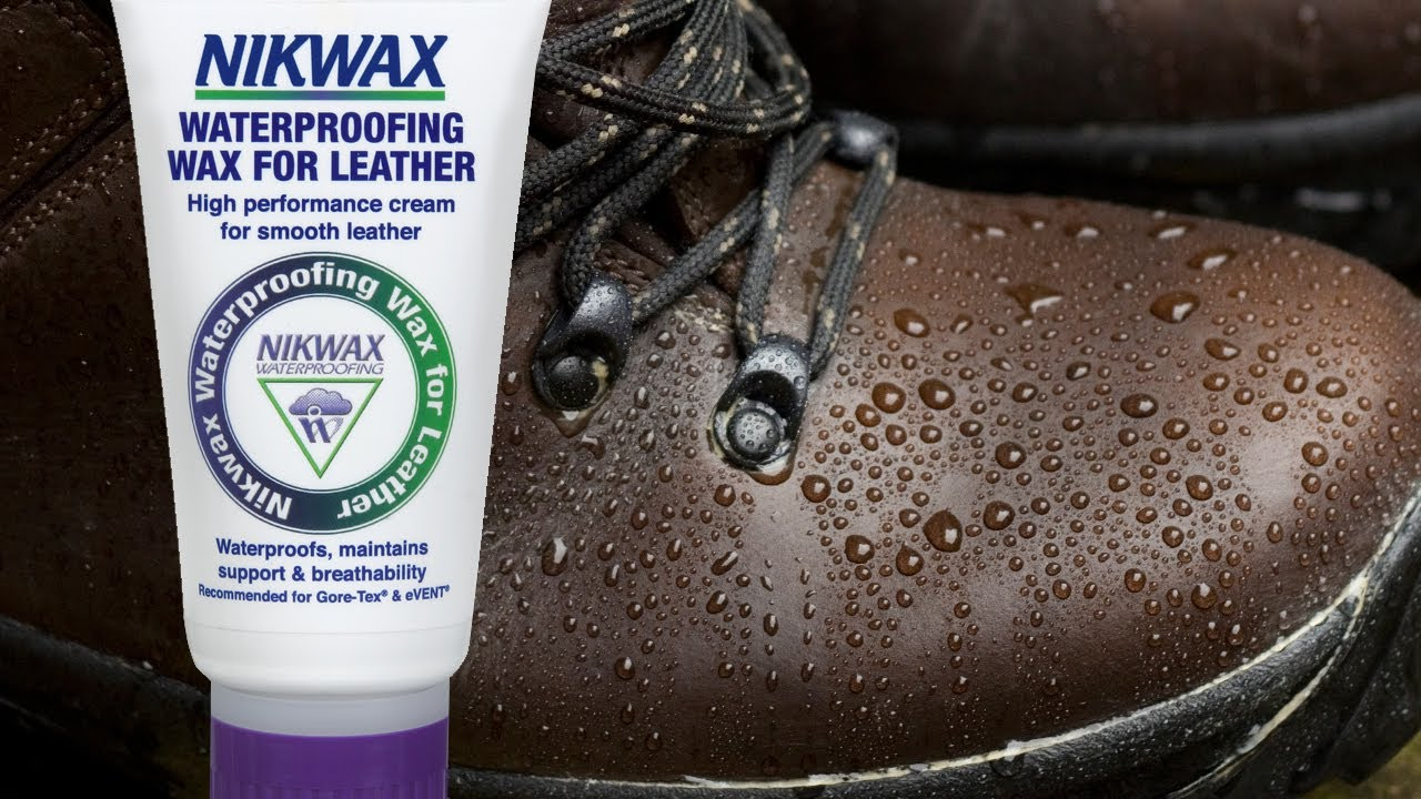 efc6462b82ab Nikwax Waterproofing Wax for Leather (Neutral) Product Overview ...
