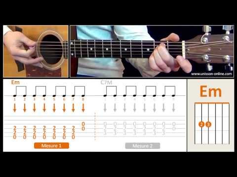 Jouer Zombie (The Cranberries) - Cours guitare. Tuto + Tab