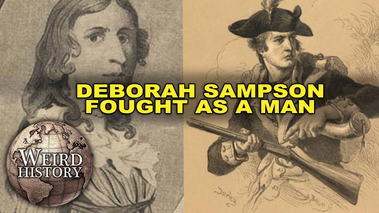 deborah sampson Deborah sampson (also known as deborah sampson gannett) is famous for disguising herself as a man so that she could serve in the continental army during the revolutionary war.