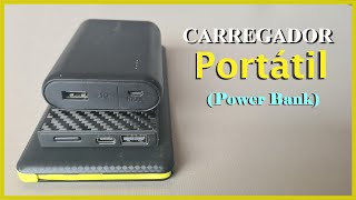 Power Bank (Carregador Portátil) - COMPARAÇÃO - Entenda como eles funcionam.
