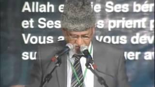 Opening Address - Amir Jama'at ( Session 1 - Jalsah Salana Mauritius 2012 )