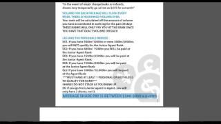 Forex Entourage  Review: FXE Compensation Plan