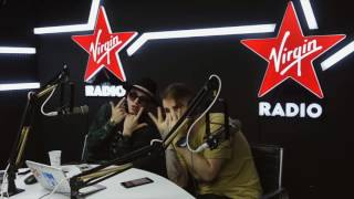 Killa Fonic feat. Irina Rimes - Piesa Noastra / Lama Crima (FIRST LISTEN @ Virgin Tonic)