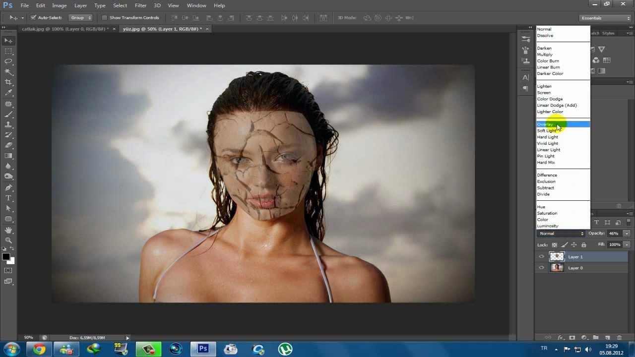 Graphic Clup | Photoshop Dersleri