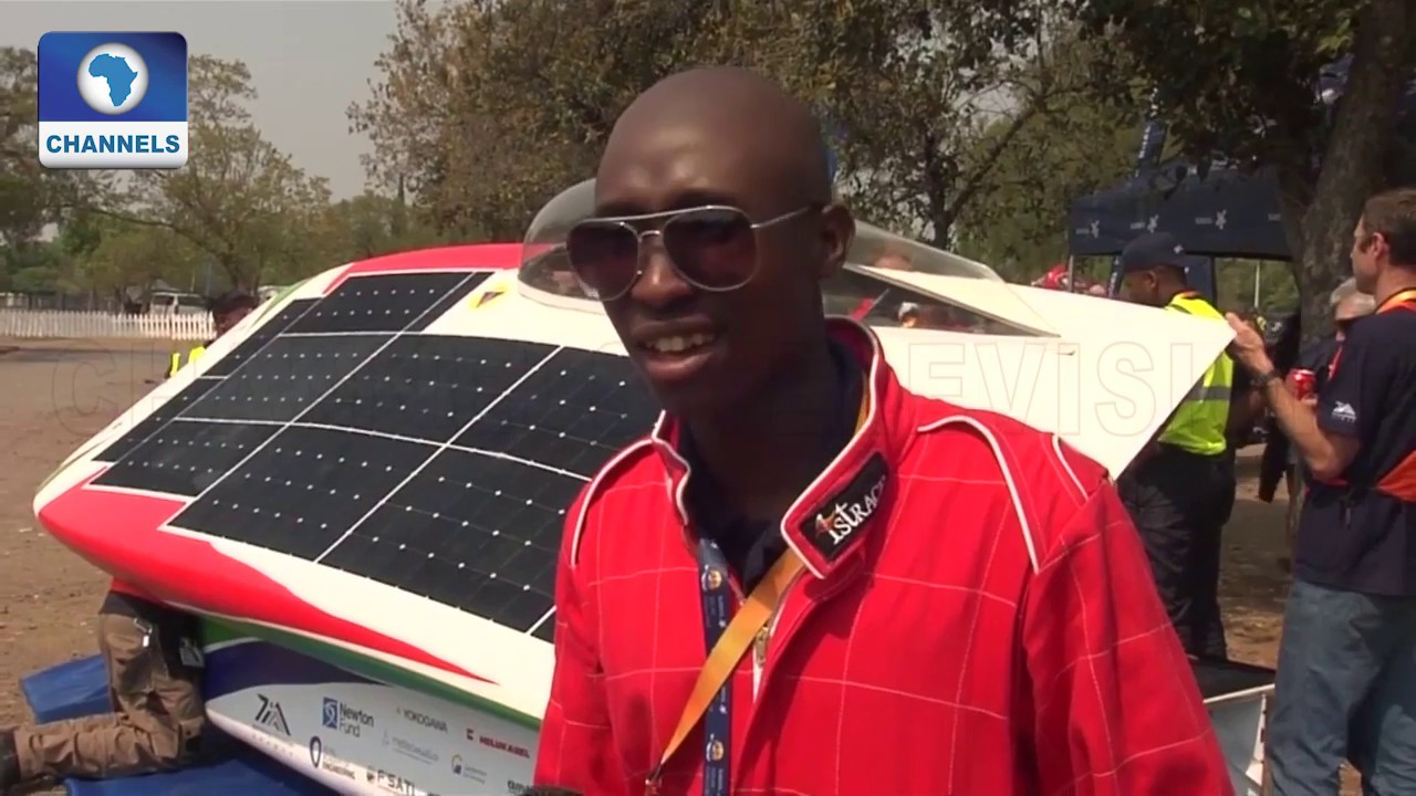 Students Race Solar Cars Across South Africa |Tech Trends|