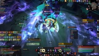 Unrest VS Gorefiend Mythic Frost Mage PoV