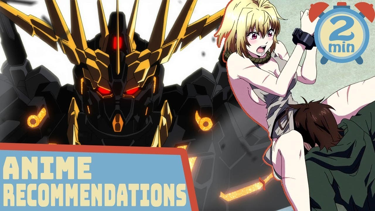 Top  Mecha Anime With Female Main Character New Best Recommendations