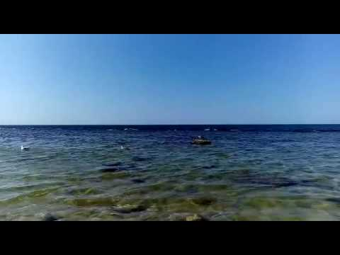 Beautiful Caspian Sea