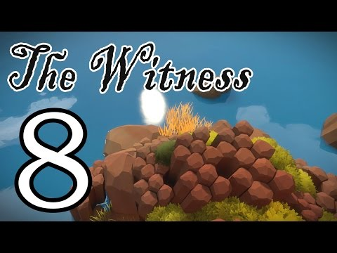 [8] The Witness - The Boat Puzzle - Let's Play! Gameplay Walkthrough (PS4)