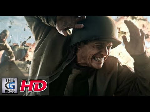 "CGI Animated Trailer"" ""War Thunder Heroes"" - by RealtimeUK"