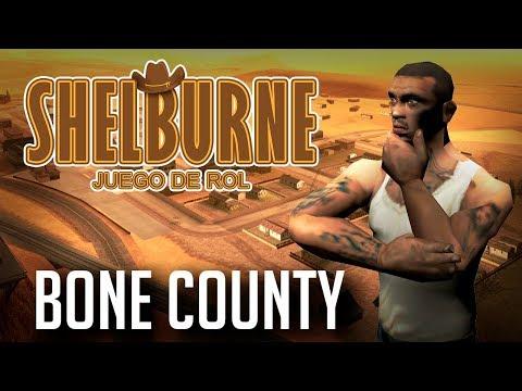 ¿Roleplay en Bone County? Primeras impresiones de Shelburne Roleplay || GTA SAMP
