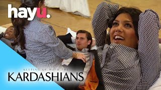 Kourtney & Scott's 'Sex While Pregnant' Class | Keeping Up With The Kardashians