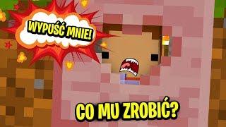 UWIĘZIŁEM MWK W MOIM DOMU - Minecraft Zgraja