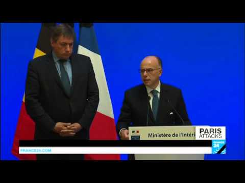 Paris Attacks: French interior minister on ongoing investigation & anti-terrorism measures