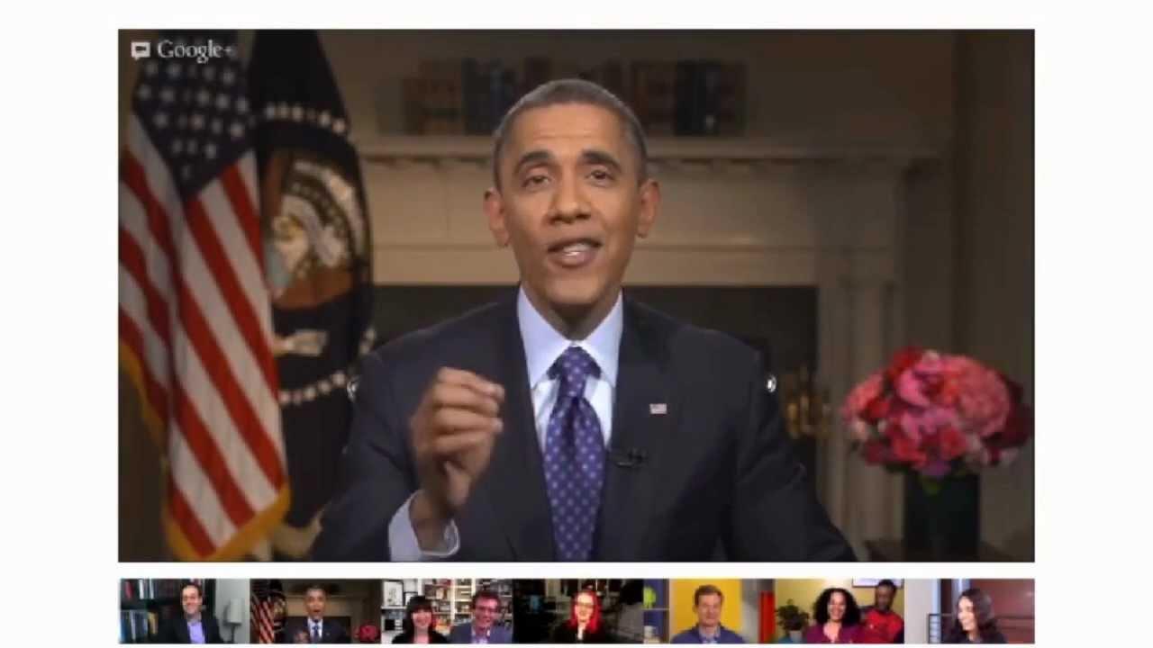 John Green Asks Obama ...