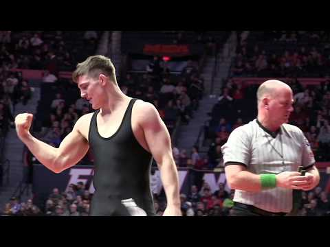 2019 IHSA State Wrestling Jumbotron Video
