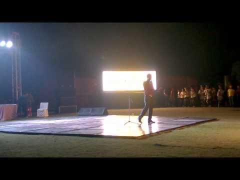 Nagarro Corporate Party 2015 - Stand up Act (Raman)