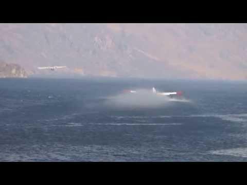 Pateros - Scooper planes fighting the Carlton Complex Fire