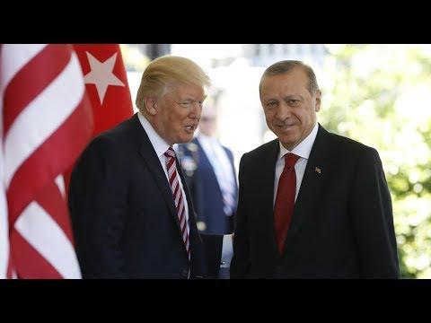 Beta Trump? He Apologized To ERDOGAN for Bodyguard Brawl?