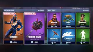 Fortnite ITEM SHOP 8 January 2018! NEW Featured items and Daily items! (FORTNITE ITEM SHOP TODAY)