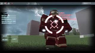 Roblox Iron Man Simulator: Hidden Base and Map.