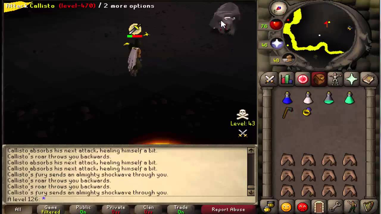 how to train in nmz osrs