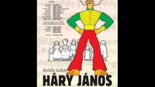 Kodály Zoltán - Philharmonia Hungarica - Háry János Intermezzo